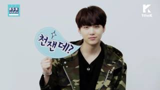 ASK IN A BOX: BTS(방탄소년단) 미공개 영상!_ How BTS Plays in front of the Camera!