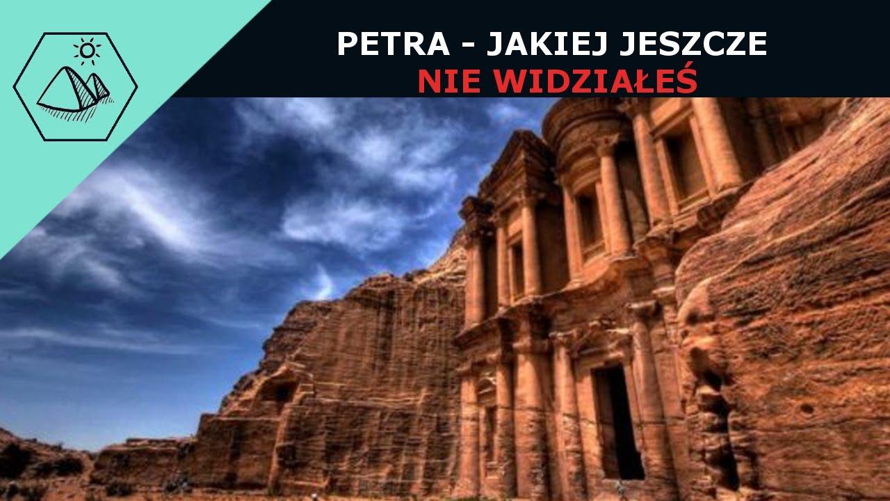 Zagadki starożytnych cywilizacji - Petra
