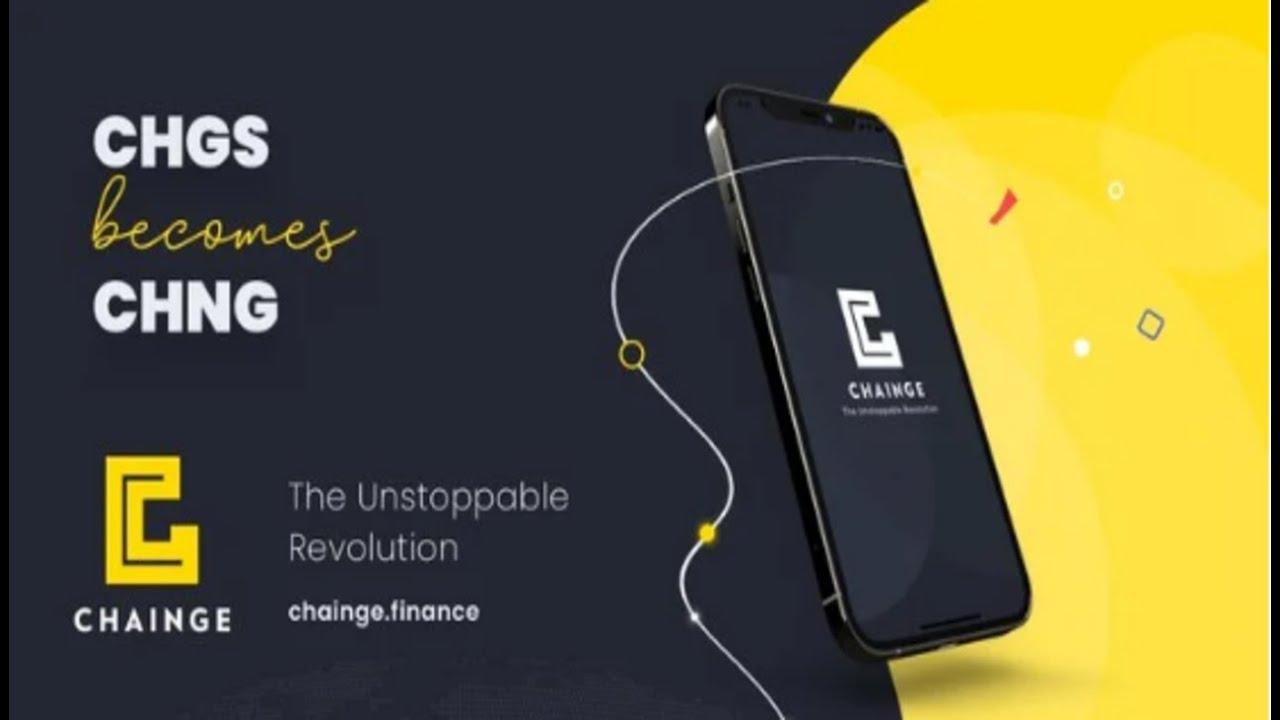Chainge APP Airdrop - Получите до 200 CHNG Tokens / Криптовалюта бесплатно / Crypto Free
