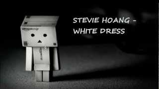 Stevie Hoang - White dress HD