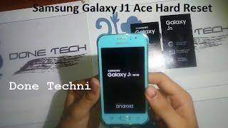 Samsung Galaxy J1 Ace SM J110F Hard Reset