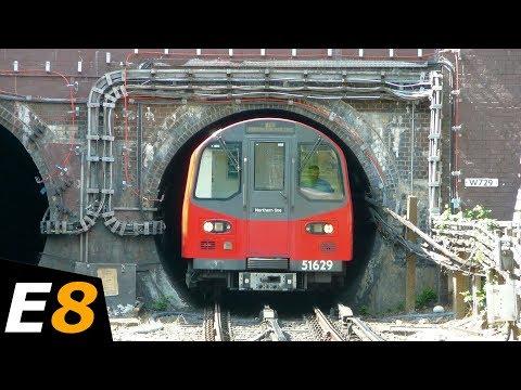 10 World's Longest Metro Tunnels