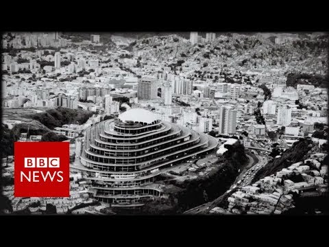 El Helicoide: The Shopping Mall That Became A Torture Prison - BBC News