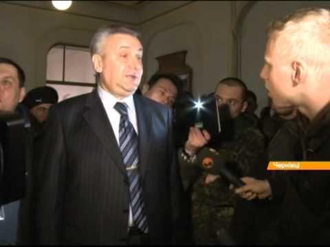 Черновецкий губернатор написал заявление на увольнение в свой первый рабочий день