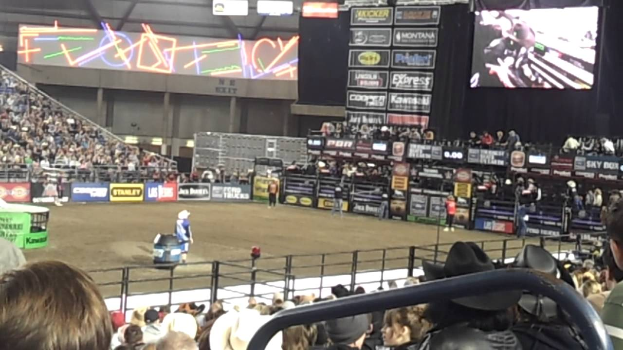 Pbr Tacoma Dome 2013 Youtube