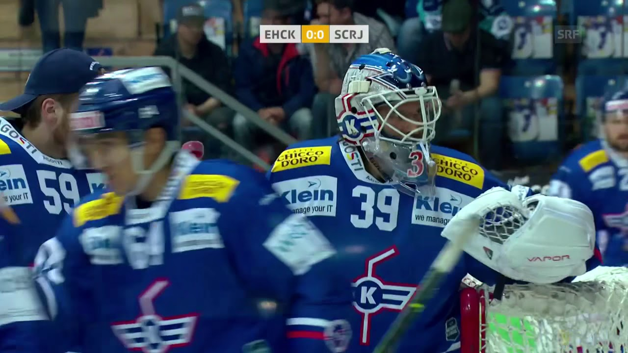Highlights: EHC Kloten vs SCRJ Lakers