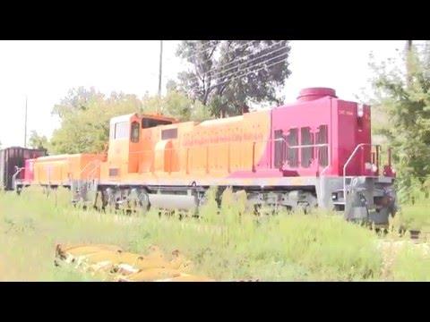 CRANDIC IES Coal train to Prairie Creek Generating Power Station C St Power Station Cedar Rapids, IA