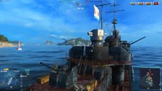 1.World Of Warships первые шаги
