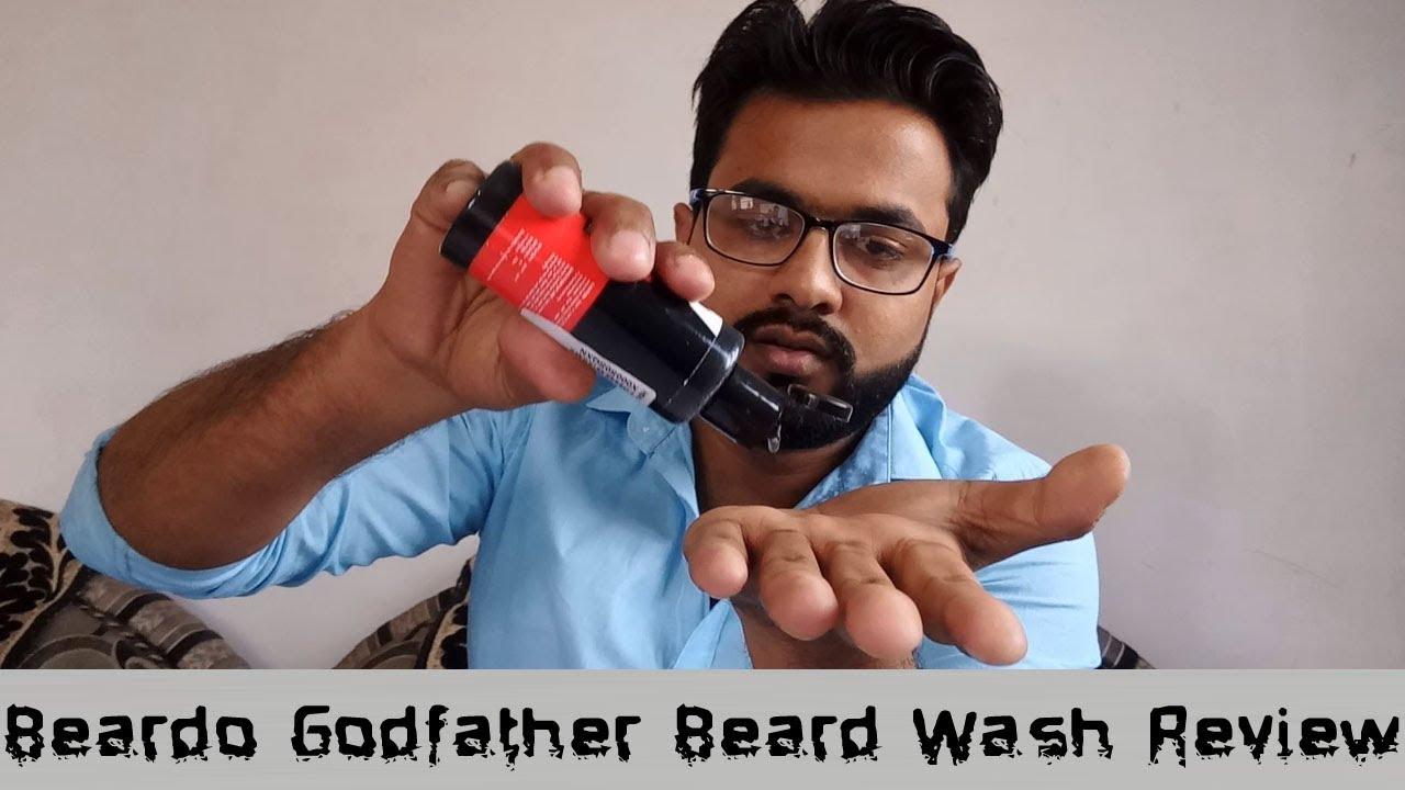 Best Beard Wash / Beard Shampoo   Beardo Beard Wash Review Hindi, How to  use Beard Wash