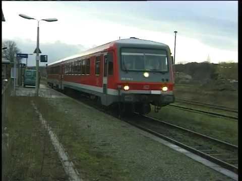 Erinnerungen An Eine Nebenbahn - Streckenstillegung