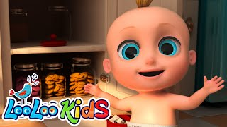 Johny Johny Yes Papa, Five Little Ducks | LooLoo KIDS