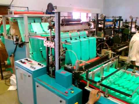 Plastic Bag Making Machine Halol Vadodara Gujarat
