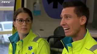 Berry en Valerie werken als ambulancemedewerkers bij de RAVU