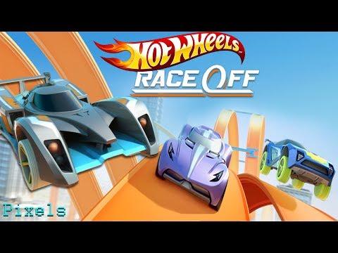 Hot Wheels: Race Off - New Update High Speed All Cars Unlocked
