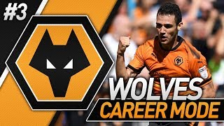 INTENSE START! FIFA 18 WOLVES CAREER MODE #3