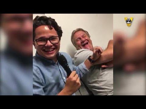 Jan Boskamp brengt verslaggever in de problemen: ''Waar speelt hij?'' - VI ORANJE BLIJFT THUIS
