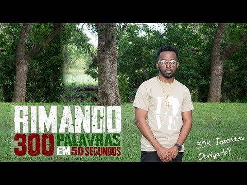 RIMANDO 300 PALAVRAS EM 50 SEGUNDOS | Look...