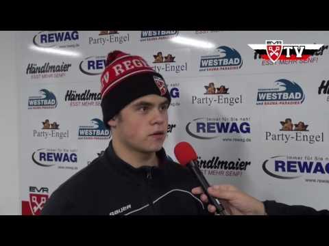 EVR TV: Interview Philipp Vogel (20.11.16)