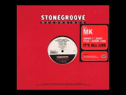 Dj MK Feat Harry Love,Jehst,Kyza,Super T - Its All Live