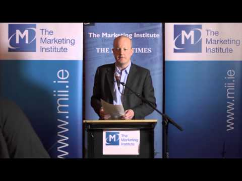 Marketing Institute Breakfast with Mark Anderson, Sky Ireland