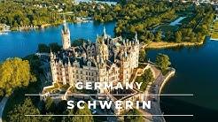 Schwerin, Germany in 4k cinematic | Views of the beautiful castle of Schwerin – Travel Germany