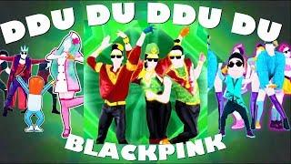 Just Dance 2019 Fanmade Mashup - DDU DU DDU DU (More K-Pop)