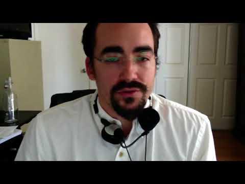 Zeitgeist Movement's Peter Joseph on Rob Kall Bottom Up Show