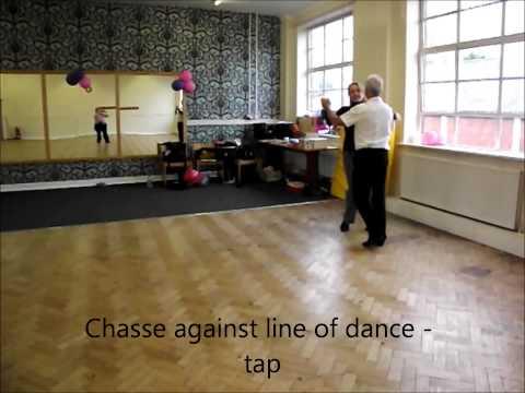 Ballroom Barn Dance Walkthrough (Sequence dance)