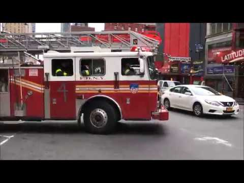 FDNY SERIOUS HEAVY AIR HORN USAGE 2017 COMPILATION - MERRY CHRISTMAS AND HAPPY NEW YEAR IN 2018.