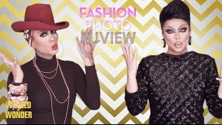 RuPaul's Drag Race Fashion Photo RuView w/ Raja & Raven: Season 7 Grand Finale - Past Queens