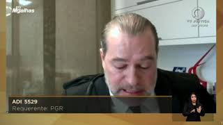 Toffoli indaga advogado sobre uso da imprensa para criticar decisão
