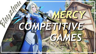 [Mercy Full Comp Games] Episode 22 (Eichenwalde): Top 500 again! (Overwatch)