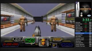 Dark Arena (GBA) Speedrun in 6:57 [OLD]