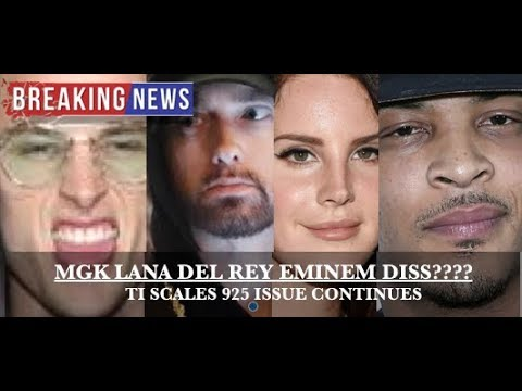 MGK and Lana Del Rey RUMORED to Have Diss Song to Eminem They Both Have BEEF, TI Scales 925 cont...