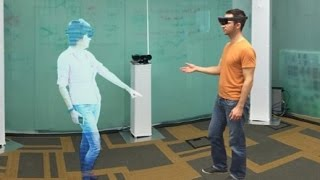 Microsoft's Holograms Bring Us One Step Closer To 'Star Wars' - Newsy