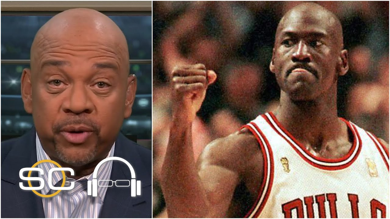 'The Last Dance' is Michael Jordan's way to explain why he did what he did – Wilbon   SC with SVP