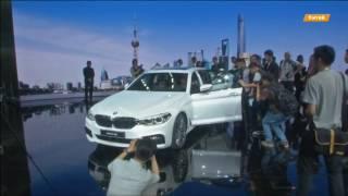 видео Новинки Шанхайского автосалона 2015