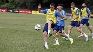 FC Barcelona US Summer Tour: Thomas Vermaelen (CAT)