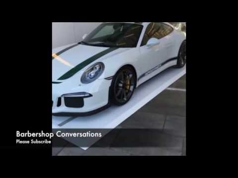 online retailer cb63f ad895 Brandon Marshall bet Antonio Brown his Porsche vs Rolls Royce Most Yards  wins