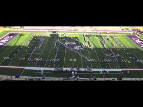 Gonna Fly Now (Theme from Rocky) - 2007 Spirit of Northwestern Demon Marching Band