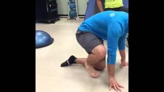 Ruptured Achilles Tendon Rehab Program