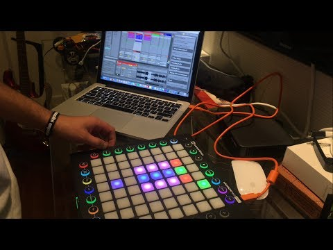 Despacito Jeydee Remix feat. Justin Bieber - Launchpad Cover