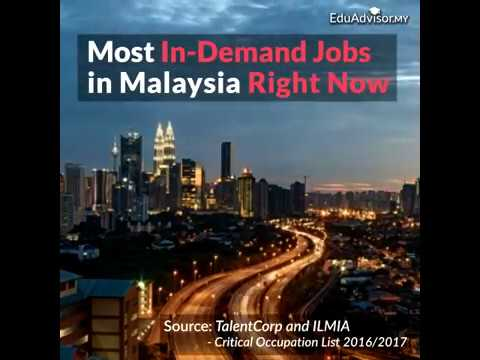 Most In-Demand Jobs in Malaysia Right Now | EduAdvisor