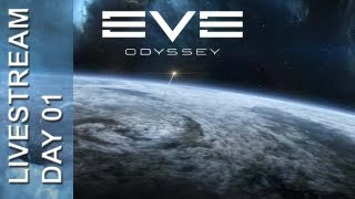 EVE Online - Odyssey launch day