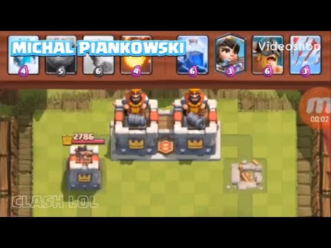 Clash Royale Funny Moments Part 2