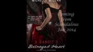 A Bandit's Betrayed Heart (Blood Blade Sisters #3)
