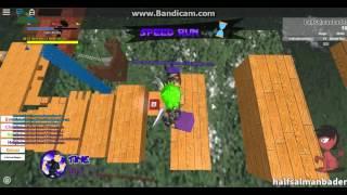 Roblox SCP TEST-PRELEASE-EDITION PR Monster Speed run