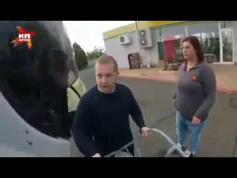 Уникален екшън на бензиностанция край Бургас