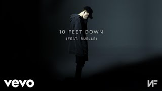 "Official video for ""10 Feet Down (feat. Ruelle)"" by NF from the alb..."