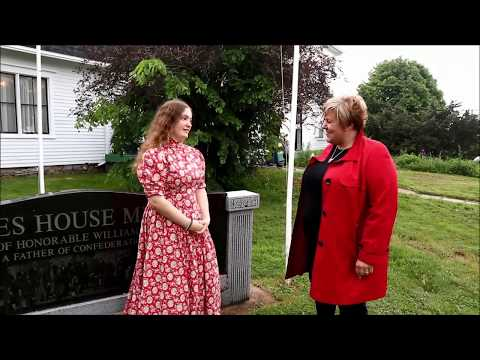 #CSJFriday: Steeves House Museum with Brianna